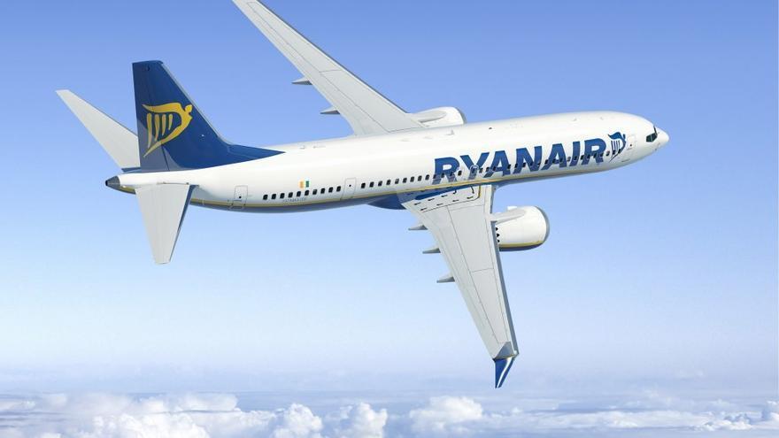 Ryanair unirá Mallorca con Zaragoza, Tenerife Norte y Santander a partir de verano