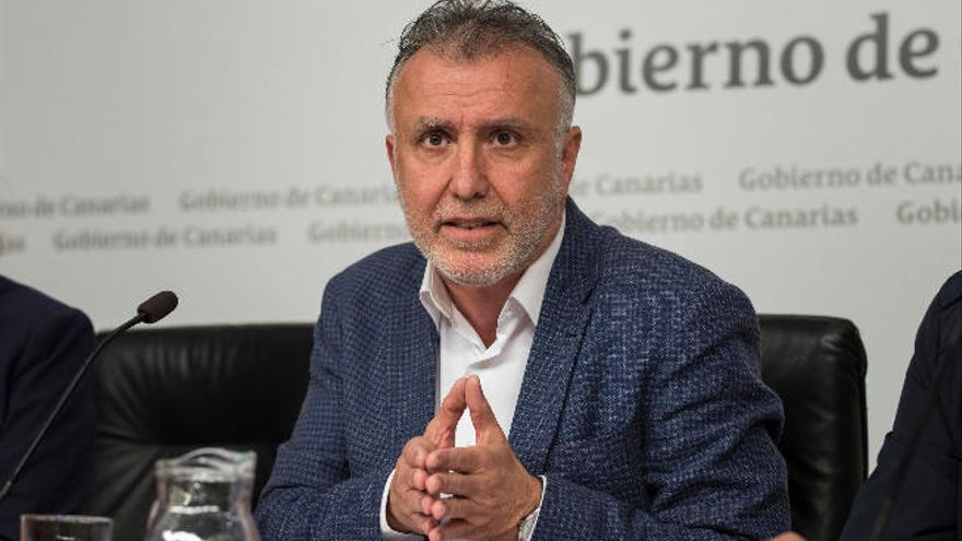 Canarias acudirá a la Conferencia de Presidentes con un documento base de los fondos necesarios