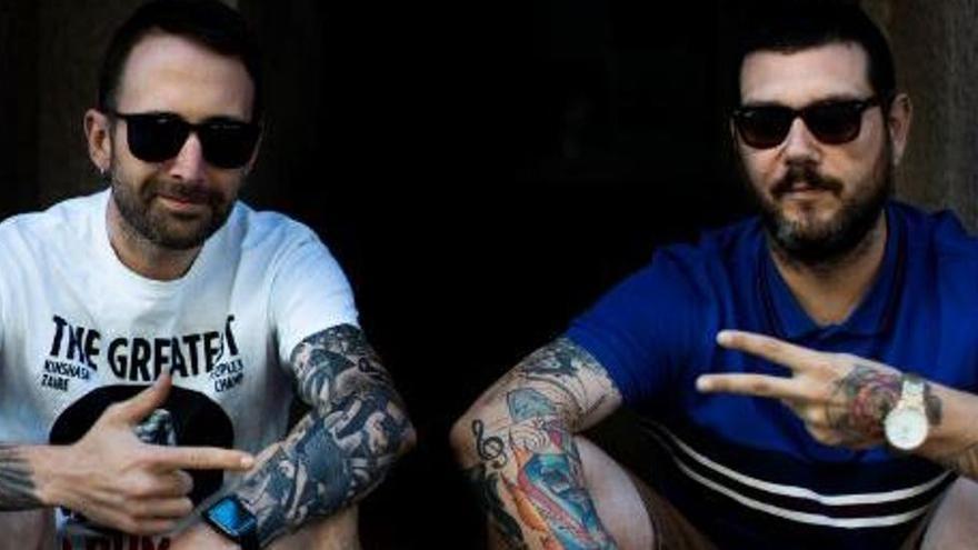 Los Chikos del Maíz cargan contra el Gobierno en su nuevo disco 'David Simon'