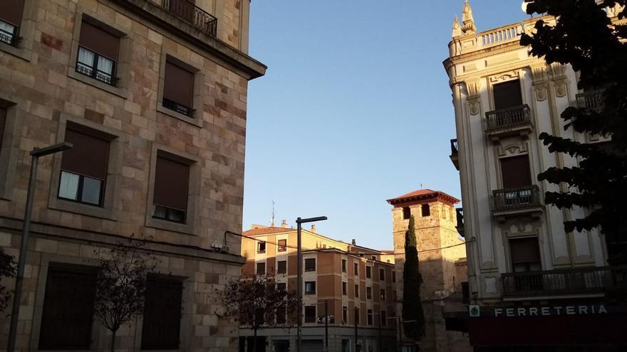 El tiempo en Zamora: las temperaturas se recuperan