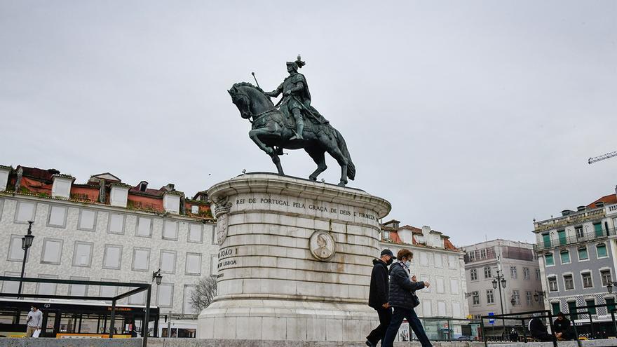 El área metropolitana de Lisboa, cerrada los fines de semana
