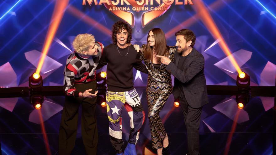 'Mask Singer' calienta motores en Antena 3 con 'Supervivientes' como principal competidor