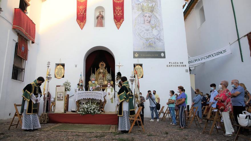 La Paz retoma la actividad para la coronación canónica