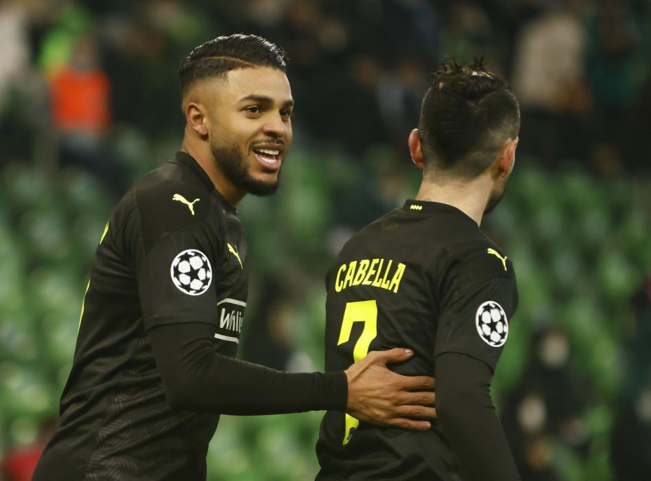 Champions League: Krasnodar - Sevilla