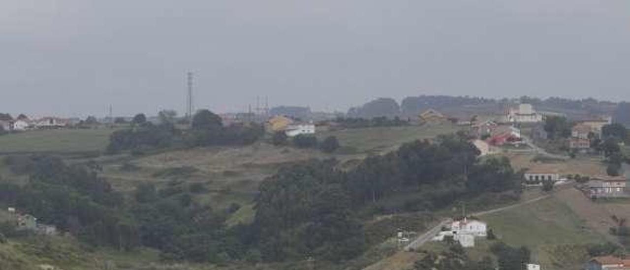 La estación depuradora de aguas residuales de Maqua.