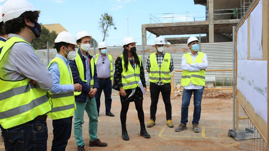 Educación abrirá el CEIP Vicent Marçà de Castelló en el 2022 tras invertir 7 millones