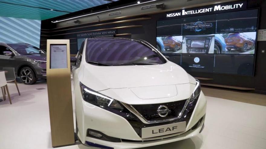 Nissan City Hub, el concesionario del futuro