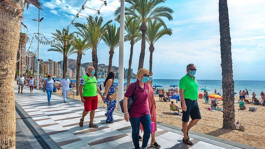 Cerca de 9.000 personas se organizan desde Fuenlabrada para viajar a Benidorm