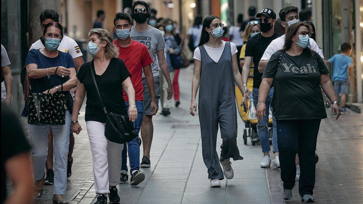 Salud descarta la gratuidad de las mascarillas al carecer de fondos para pagarlas