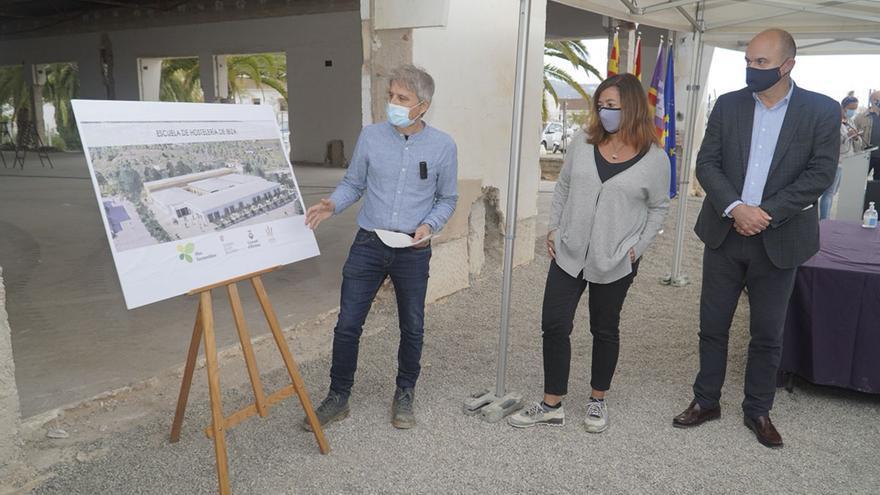 La Escola d'Hoteleria de les Illes Balears  abre una delegación en Eivissa