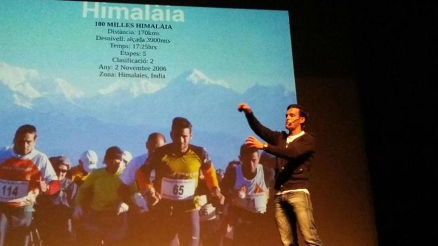 L'alpinista Oriol Baró i els curtmetratges tancaran La Mostra de Figueres
