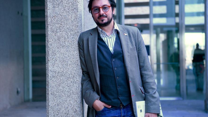"""""""En Gran Sol descubrí la bondad sin orillas y lealtad de los hombres de mar gallegos"""""""