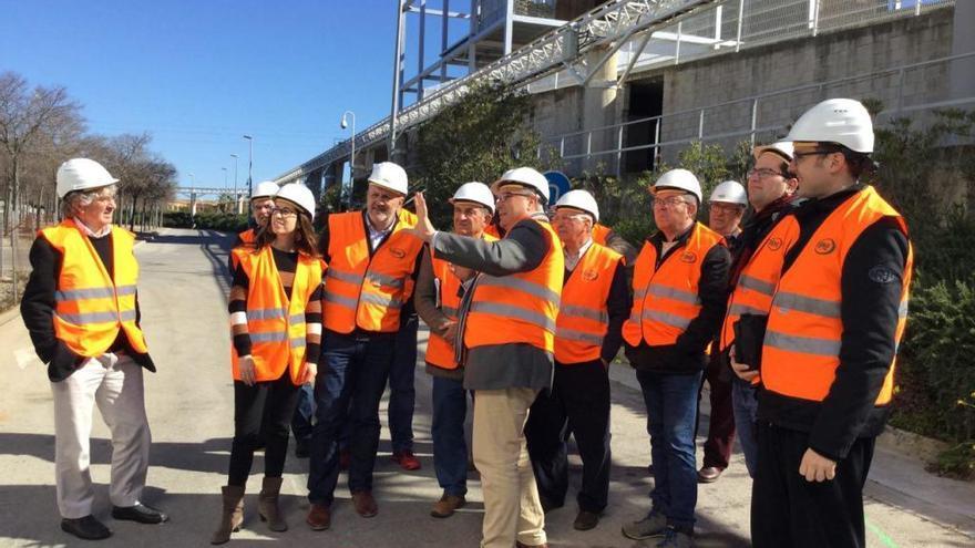 El Consell cesará la actividad de la polémica planta de compostaje de Ariany el próximo verano