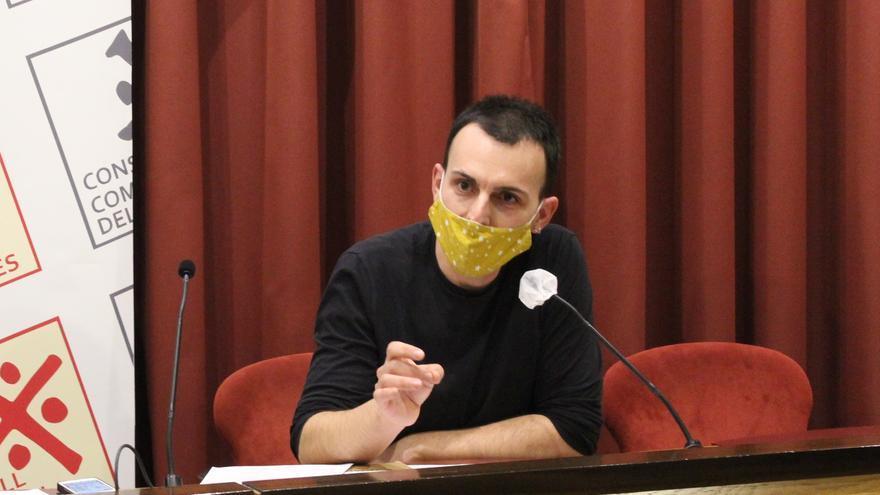 El segon president accidental del Consell Comarcal del Solsonès presenta la renúncia com a conseller