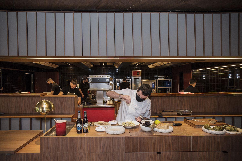 El chef Ricard Camarena comparte una sencilla receta para hacer esta Navidad