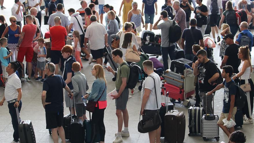 El Aeropuerto de Málaga, Premio Málaga de Turismo 2021