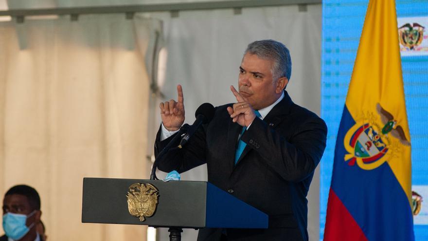 Las FARC se atribuyen la autoría del atentado contra Iván Duque