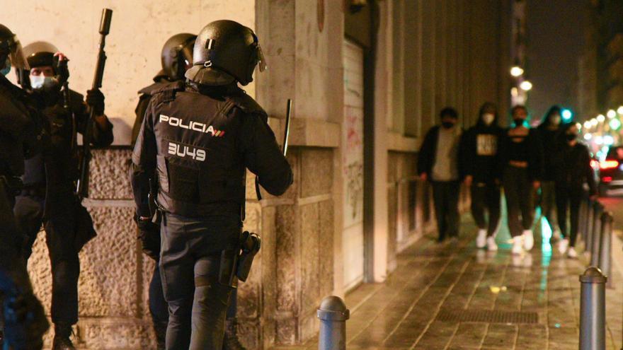 Condenan por pegar a un mosso al ultra que presuntamente apaleó a un independentista en Barcelona