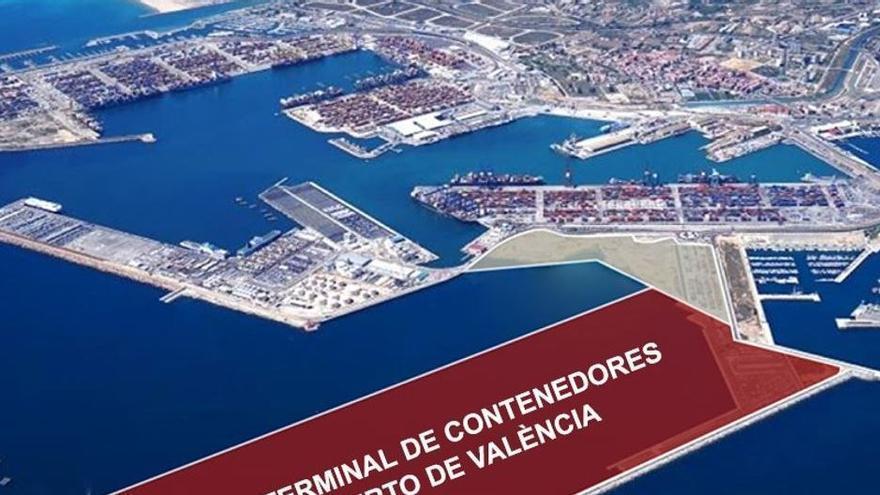 La Comisión Europea cierra las pesquisas por la ampliación del puerto de València