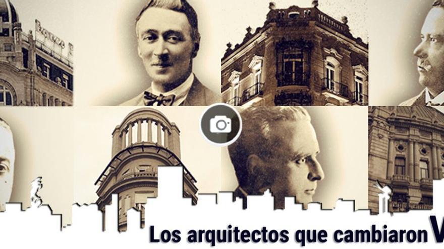 Viaje en el tiempo: estos son los arquitectos y edificios que revolucionaron Vigo