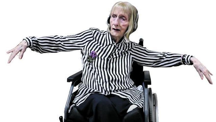 "La bailarina que burló al alzhéimer con ""El lago de los cisnes"""