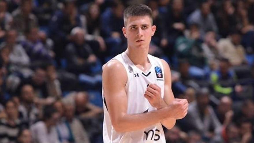 El Valencia Basket oficializa el fichaje de Marinkovic