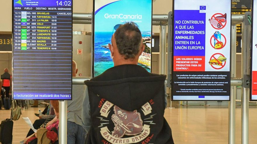 Sólo el 2,4% de los españoles que se han ido de vacaciones a pesar del coronavirus lo hicieron a Canarias