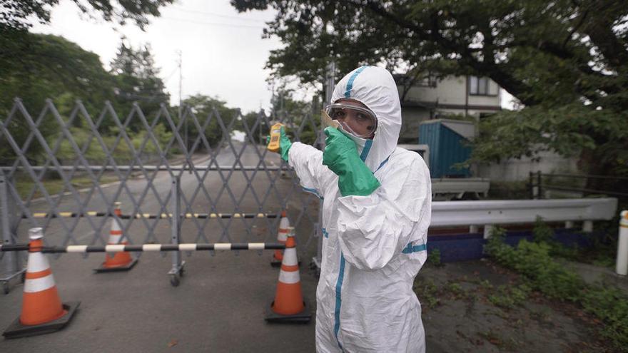 «Fuera de cobertura» viatja fins a l'interior de la central nuclear de Fukushima