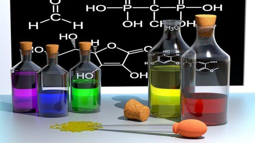 Neix l'Spotify de la química: converteix les paraules en molècules
