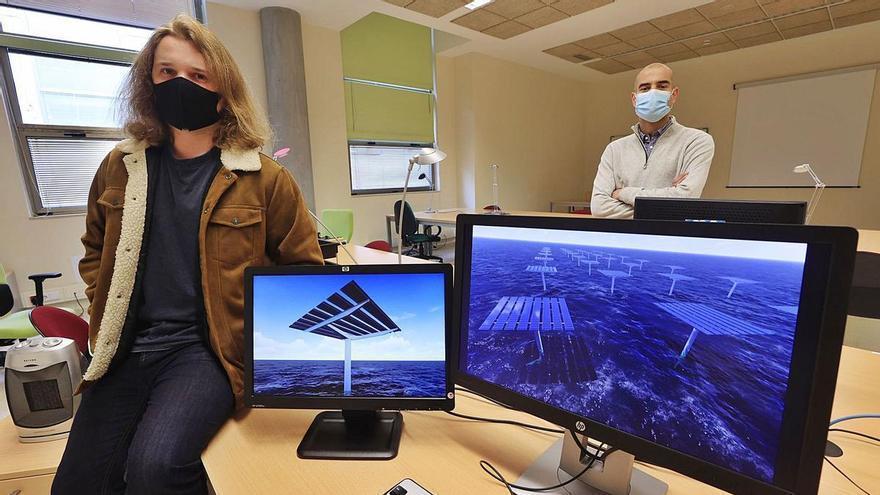 Paneles solares resistentes a la furia del mar