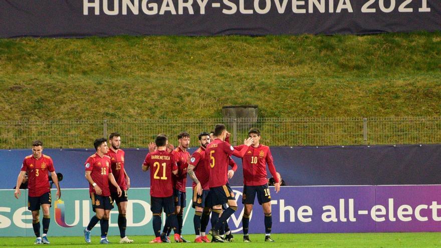 Solidez, Dani Gómez y la 'Rojita' a cuartos del Europeo