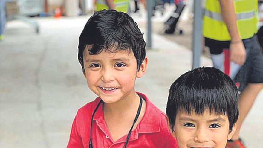 Cerca de 11.400 escolares vuelven a clase con nuevo material escolar de la Fundación 'la Caixa' y CaixaBank