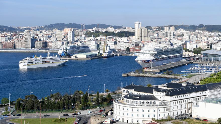 El Puerto cita este viernes a Xunta y Concello para concretar el acuerdo sobre la fachada marítima de A Coruña