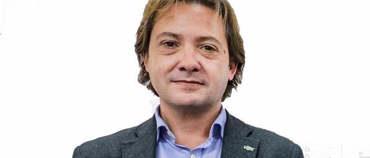 Jorge Campos, líder de la ultraderecha anticatalanista