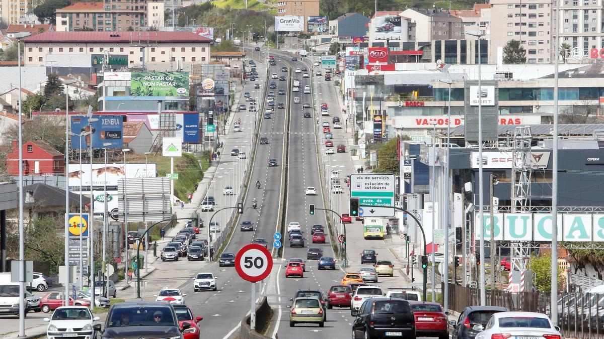 La reforma de la avenida de Madrid es una de las peticiones del PP