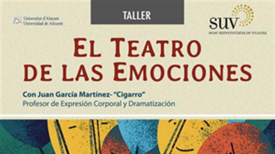 El teatro de las emociones