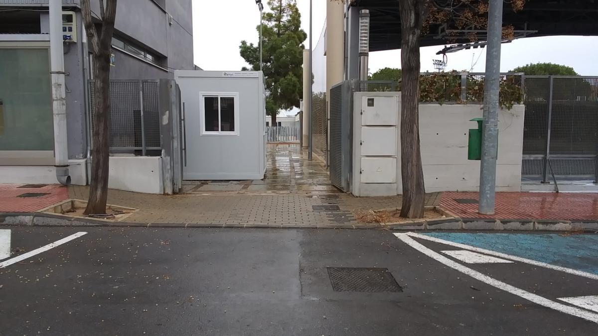 Nuevo control de acceso, refuerzo de la plantilla y reducción del horario de las instalaciones deportivas de San Vicente