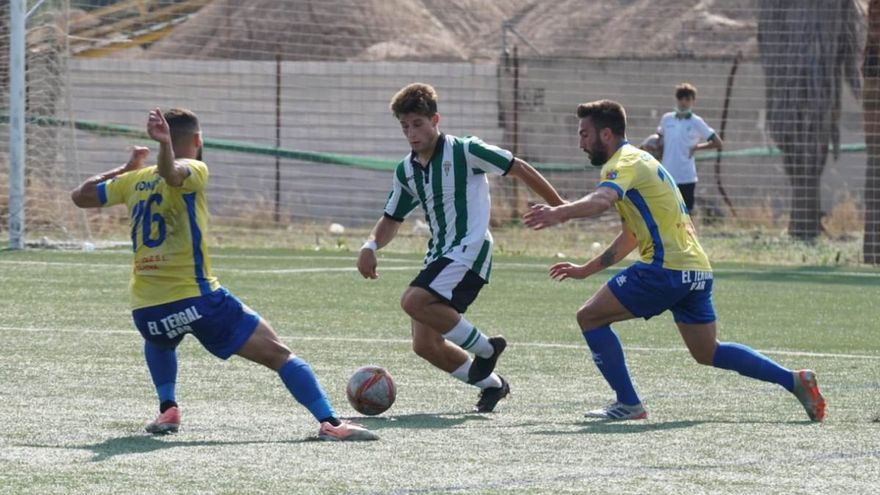 El Córdoba B regresa a su camino triunfal