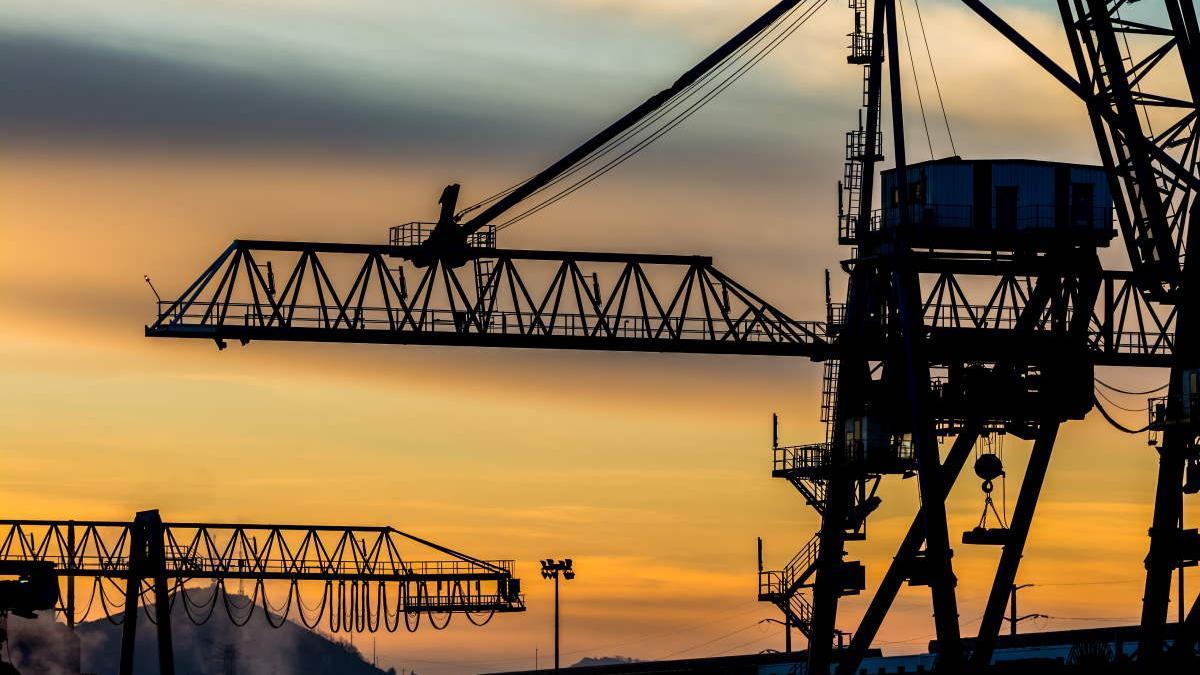 Industria en el País Vasco.