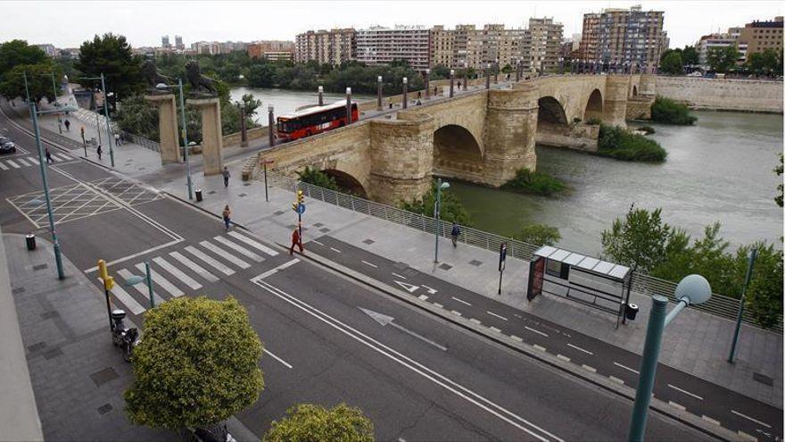 Detenido por masturbarse delante de unas menores en la ribera del Ebro en Zaragoza
