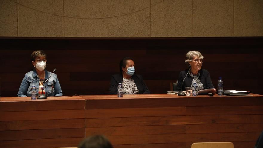 Maria Jesús Otero presenta en Zamora un libro sobre Ribadelago