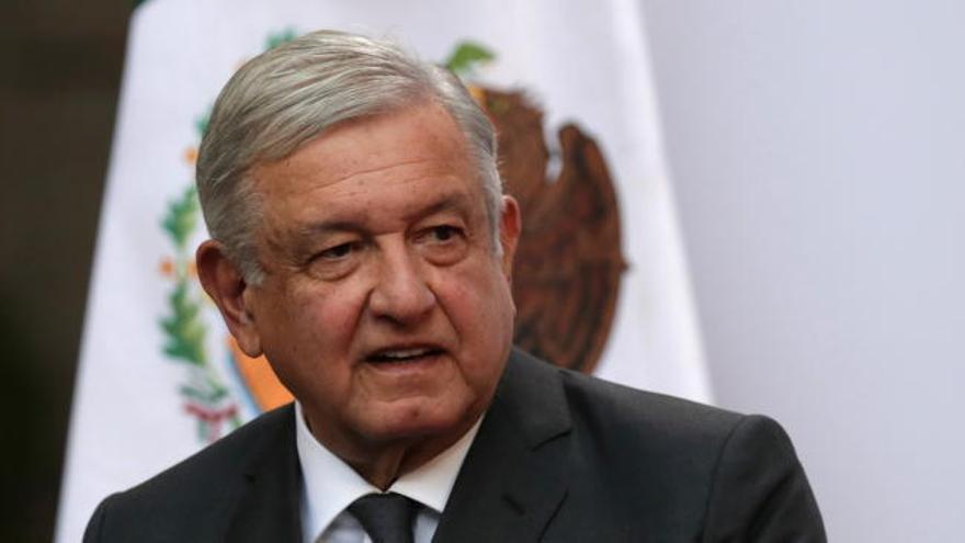 El presidente de México, positivo en Covid