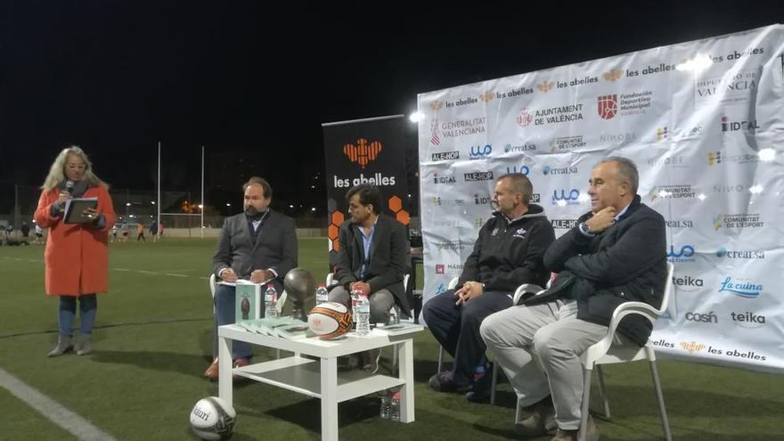 """""""El rugby valenciano necesita una plataforma de unión"""""""