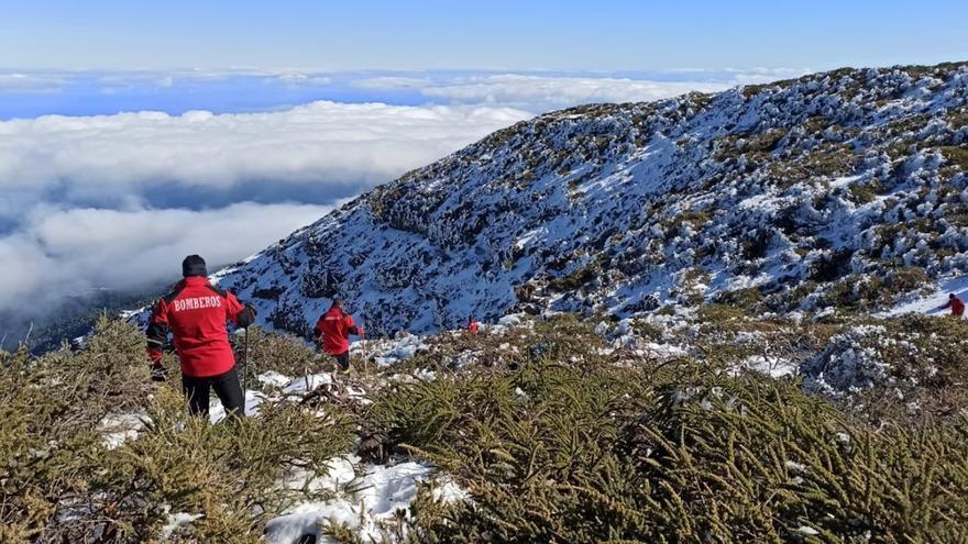 Encuentran fallecido al desaparecido en el Roque de Los Muchachos