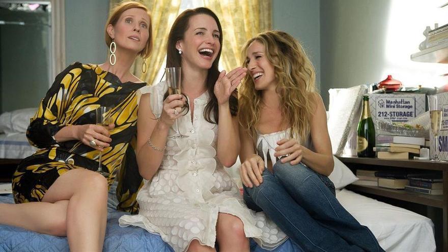 HBO Max anuncia nueva temporada de 'Sexo en Nueva York'
