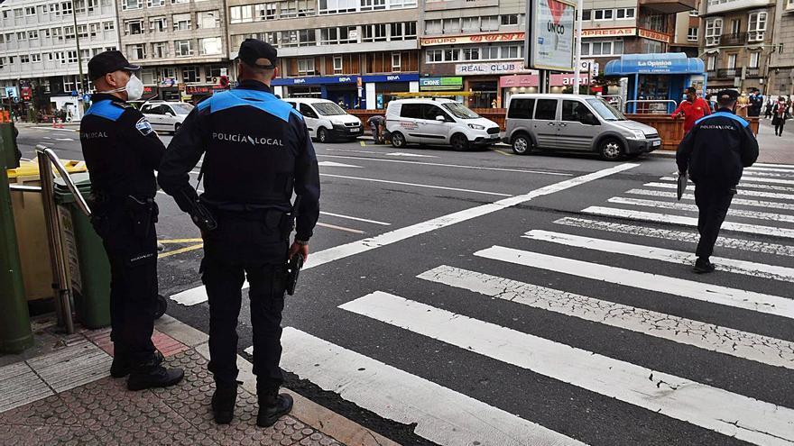 Policías advierten de que la escasez de efectivos del 092 impide aumentar la presencia de agentes en las calles