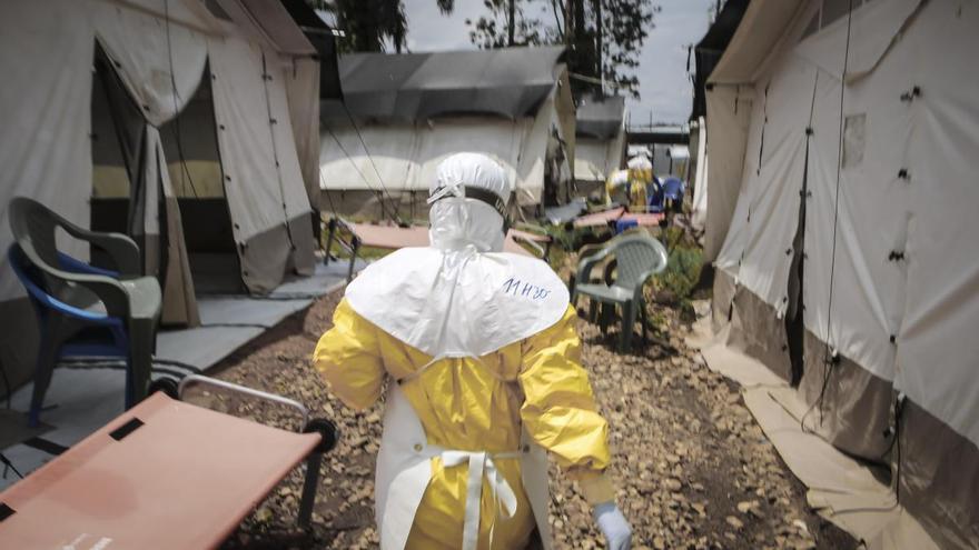 Detecten un nou brot d'Ebola a la República Democràtica de Congo