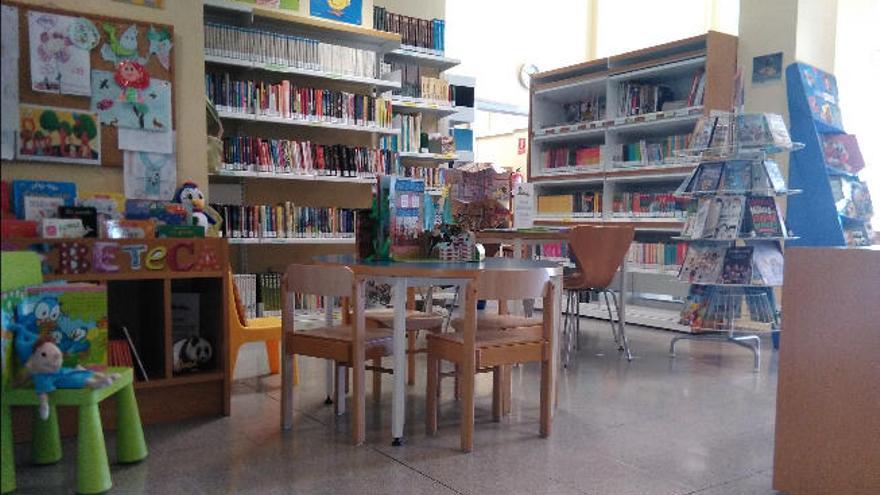 Santa Cruz prepara la reapertura de las bibliotecas municipales