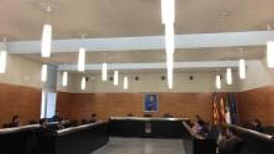 San Vicente celebra el miércoles 8 de abril el primer pleno por videoconfencia de su historia