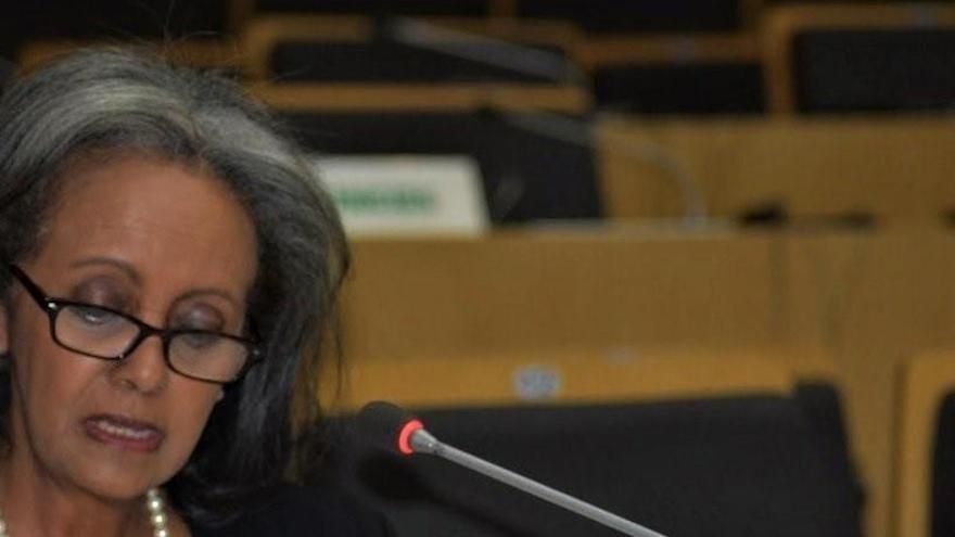 Etiopía elige por primera vez a una mujer como presidenta